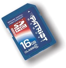 16GB SDHC High Speed Class 6 Cheap Philadelphia Mall Memory DMC Card for Lumix Panasonic