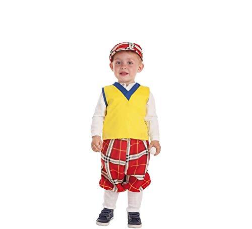 Creaciones Llopis Disfraz de Jugador Golf para bebé