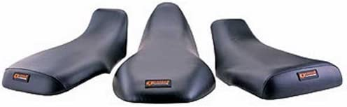 Seat Cover Black Oakland Mall for Honda TRX350 List price 3 Quad Rancher 00-03 Works 400