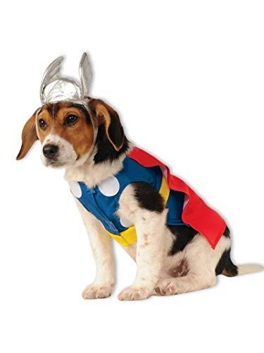 Rubis Officielle Pet Costume pour Chien, Thor, Petit