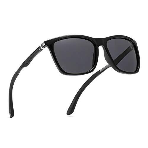 GOBOOMAN Gafas de sol polarizadas para hombres y mujeres