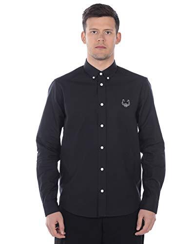 Kenzo - Heren Shirt 1LC5CH400 1LC 5CH400 zwart tijger shirt