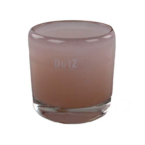 Dutz Collection Windlicht Votive H7 / D7 cm, Farbe:Old Rose