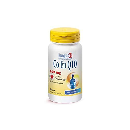 integratore alimentare antiossidante co en q10 100 mg 30 perle