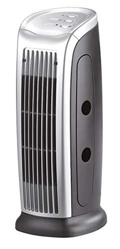 Sichler Haushaltsgeräte Ionisierer: Luftreiniger mit Ionisator, UV-Licht, Staubfilter und Gebläse, 10 Watt (Ionen Lufterfrischer)