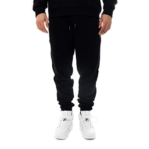 FILA Jogger Herren Men KUDDUSI Pants 687218 Schwarz 002 Black, Größe:S