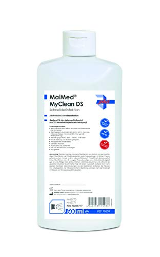 MaiMed MyClean DS Schnelldesinfektion (500 ml)