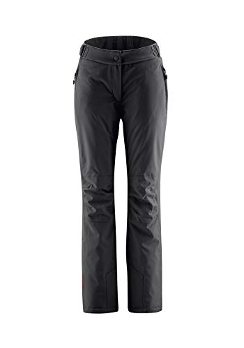 Maier Sports Damen Skihose Resi 2, Schwarz (Black/900, Gr. 50