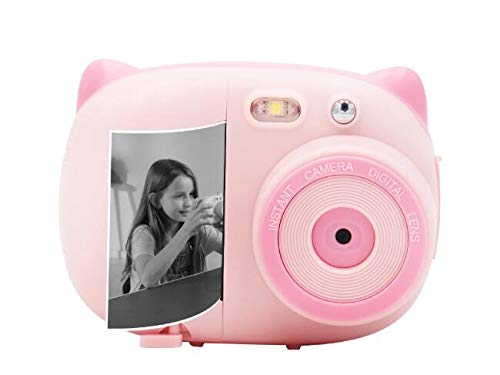 Jadpes Graffiti-opname-camera, camera wifi, kan foto's opnemen, DIY graffiti-recorder, ingebouwde 2 14650 batterijen, met een 8 g geheugenkaart, USB opladen roze