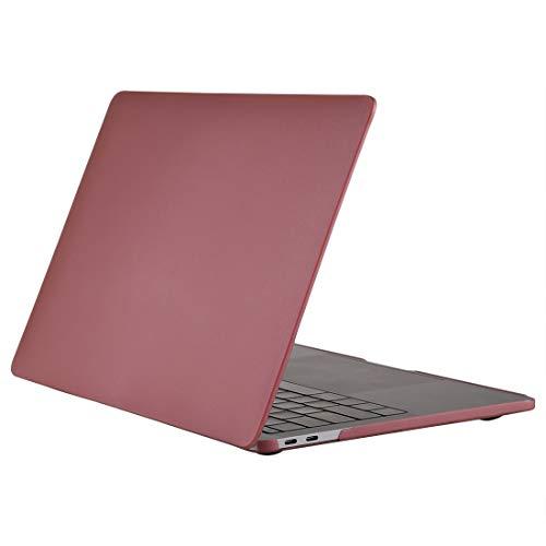 LISUONG MCDC AYS el Caso Protector de TPU portátil for Macbook Pro de 13,3 Pulgadas (2016) A1706 / 1708/1989/2159 (Rosa) (Color : Pink)