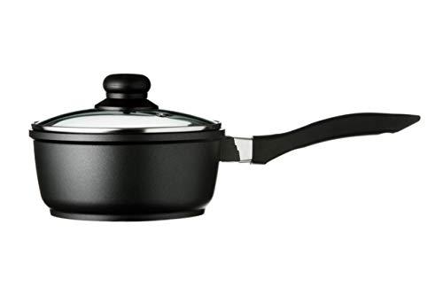 Office gastroguss d/'induction-Casserole avec couvercle en verre 24 cm Cuisine Casserole Induction