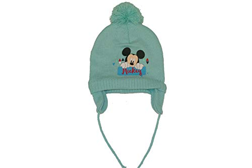 Mickey - Disney bonnet peruvien (48 CM, BLEU)