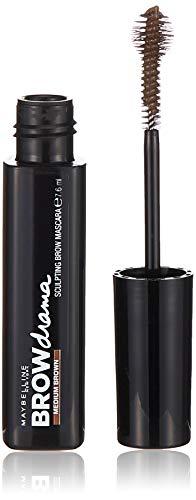 Maybelline New York Brow Drama – Mascara für Augenbrauen Braun – Medium Braun