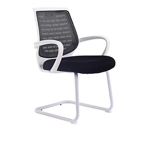 Chaises de réception Accueil Chaise d'ordinateur Chaise de Bureau Chaise de conférence du Personnel étudiant siège du Personnel Chaise Adulte Adulte Chaise d'ordinateur d'écriture de Bureau