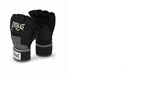 Everlast Evergel Handwraps, Unisex, Negro, L
