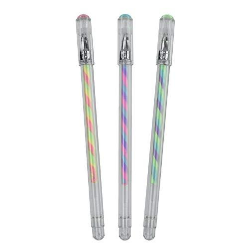 Legami TWP0001 Twist, Set di 3 Penne Gel Multicolore