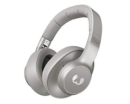 Fresh 'n Rebel Clam ANC – Over-ear Bluetooth Koptelefoon met Active Noise Cancelling – Ice Grey