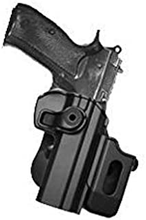 CZ 75 SP-01 Shadow, CZ75 SP-01 Tactical, CZ75 Compact, CZ75D Compact Polymer Retention Roto Holster with Detachable Mag Po...