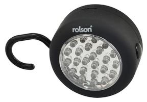 Rolson 60702 24 LED Lamp with Hook and Magnet