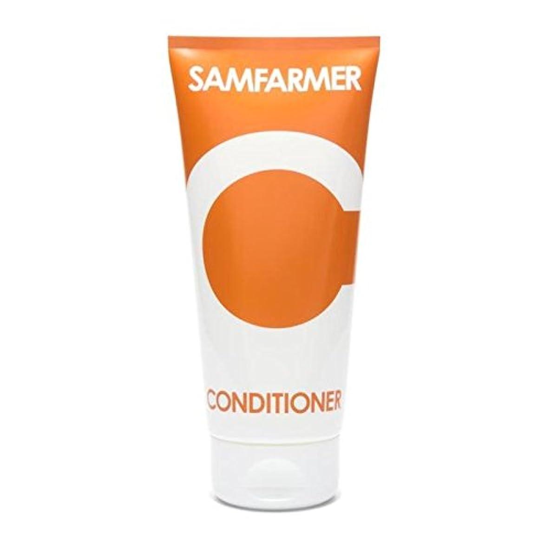 フェリー狂ったシティユニセックスコンディショナー200 x4 - SAMFARMER Unisex Conditioner 200ml (Pack of 4) [並行輸入品]