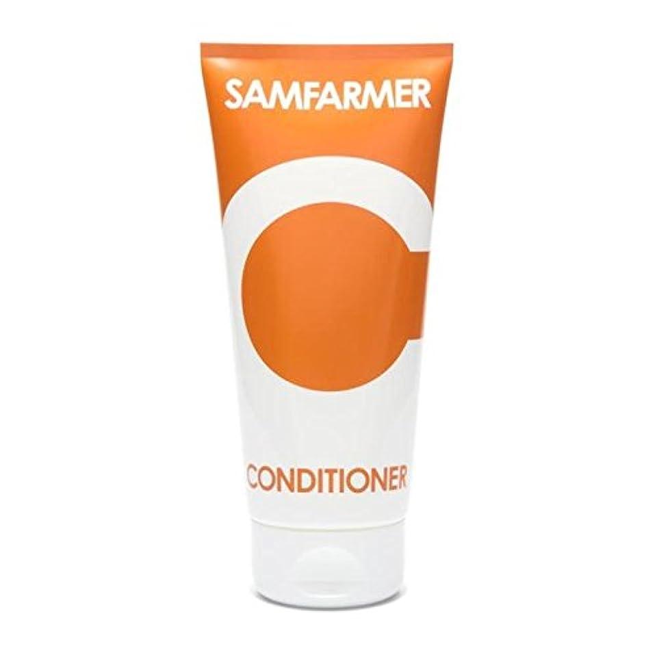 コートビスケット服を片付けるユニセックスコンディショナー200 x2 - SAMFARMER Unisex Conditioner 200ml (Pack of 2) [並行輸入品]