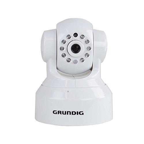IP-Kamera Überwachungskamera weiß Sicherheit HD 0,3Megapixel Bewegungserkennung