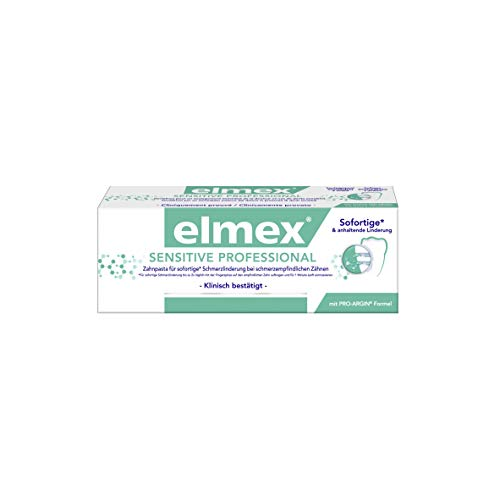 elmex SENSITIVE PROFESSIONAL Zahnpasta, 20 ml