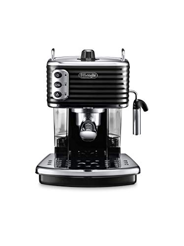 De'Longhi Scultura Traditional Barista Pump Espresso Machine, Coffee and...