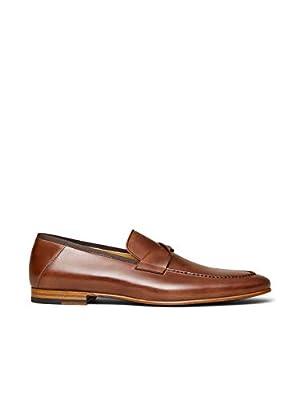 M. Gemi The Filare Mens Loafer Chestnut 10.5