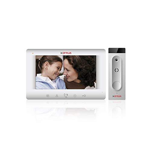 CP PLUS 7 Inch Colour Display Video Door Phone