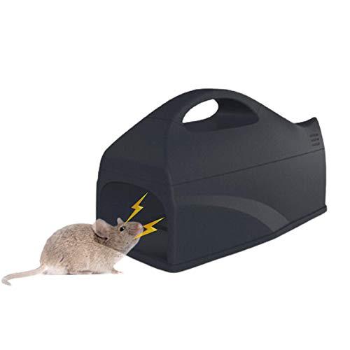 Trampa para Ratones, Electricas Trampas Ratones, Reutilizable Ahuyentador de Ratones, Lavable, Recordatorio...