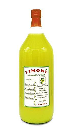 Naturischia - Limonì il Limoncello al limone verace di Ischi