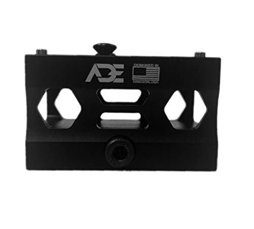 Ade Advanced Optics Absolute Co-Witness Riser HIGH Mount - Compatible with Meopta, Insight, Eotech MRDS, Sightmark Mini Shot Red Dot Sights