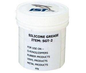 SGT2 - Grasa de silicona, 60 g, para juntas, acero inoxidable, entre otros