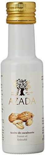 Azada Aceite Virgen de Cacahuete - 3 Paquetes de 1 x 100 ml - Total: 300 ml