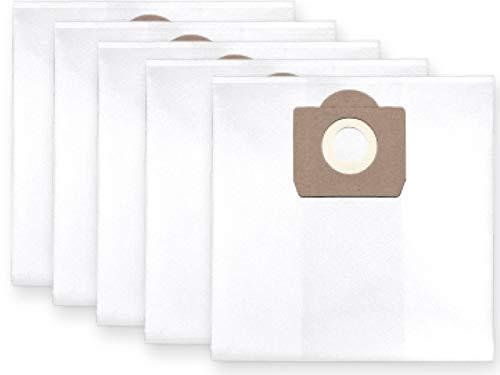 5x bolsas para aspirador tejido STIHL SE 61 (E), SE 62