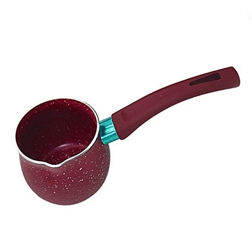 VELIHOME Non Stick Milk Pan,Single Handle Anti-scalding...