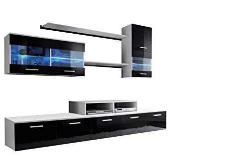 muebles bonitos – Mueble de salón Claudia Mod.7 (2,5m)