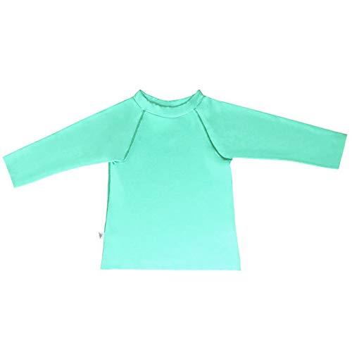 T-Shirt de bain Hamac anti-UV à manches longues pour bébé - Coloris : Paradisio - Taille : 24 mois et + (9-17 kg)