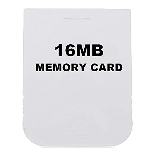 Praktische geheugenkaart voor Wii Gamecube spel 4MB ~ 512 MB 8192 blokken