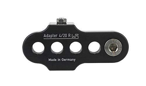 Brand Acortador de brazo de manivela FA 4/20 derecho para bicicleta y...