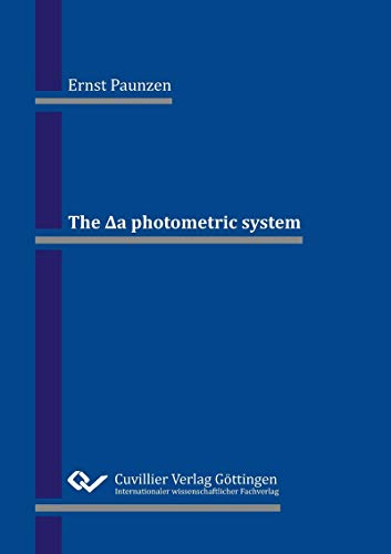 The ?a photometric system (English Edition)