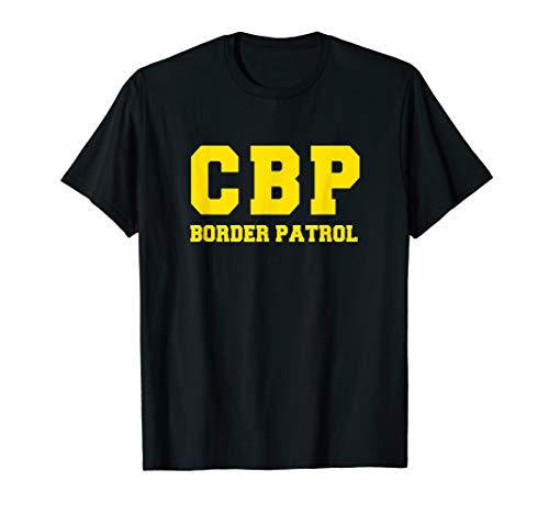 CBP Officer Border Protection T-Shirt
