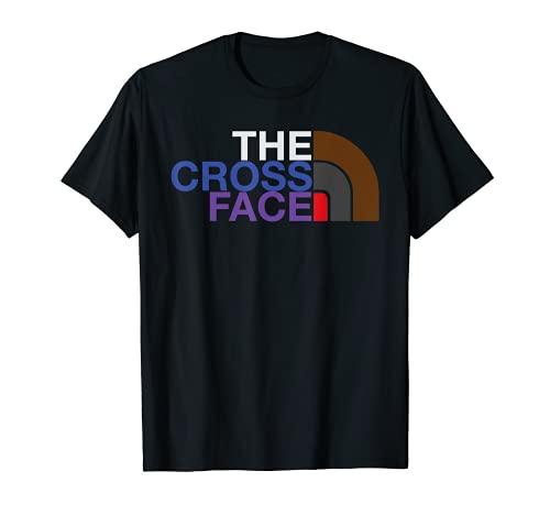 T-Shirt–Brazilian Jiu-Jitsu BJJ das Kreuz Face possition