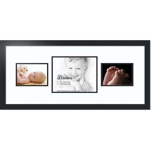 8x10 And 5x7 Picture Frame Collage Amazoncom