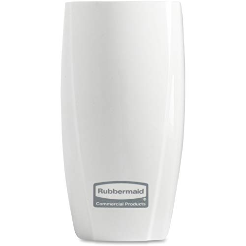 Rubbermaid 1793547 TCell Odor Control Dispenser, 2-1/2 x 5-1/4 x 2-3/4, White