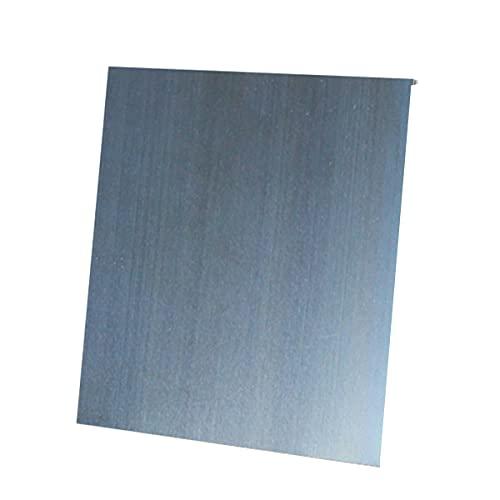 LOKIH Stahlblech Eisenblech Metall Feinblech Blech Kann Federring, Ventilfeder, Kupplungsblatt Herstellen, 0.2mm×100mm×500mm,0.5mmx150mmx500mm