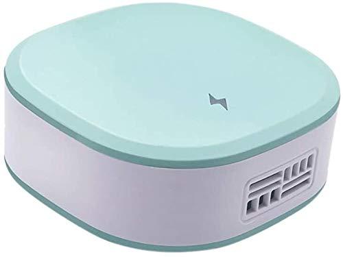 YYhkeby Filtro de purificador de refrigerador de refrigerador Recargable de purificador de Iones Negativos con función de Aroma para Autos Interiores Jialele