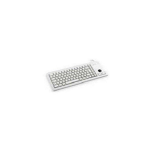 CHERRY Compact toetsenbord met geïntegreerde trackball