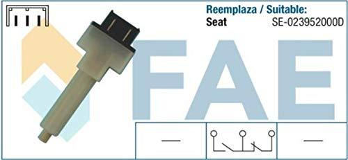 SPECTROMATIC 24290 Interruptor de luz de parada SEAT Ibiza Málaga SE023952000D